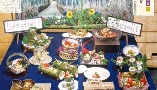 日本料理 夏の祭典 2019/07/21