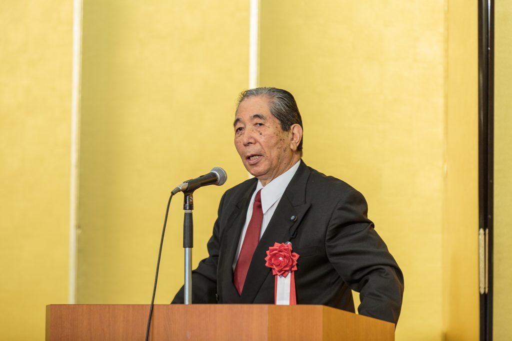 公益社団法人 日本全職業調理士協会 会長 遠藤十士夫様